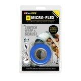 ขาย Eazifix Micro Flex™ สีนํ้าเงิน เทปซิลิโคนพันละลายชนิดกันนํ้าอเนกประสงค์ ออนไลน์ ใน กรุงเทพมหานคร