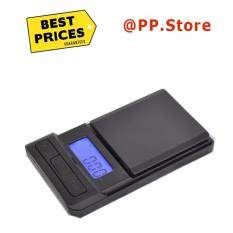 ขาย เครื่องชั่งดิจิตอล เครื่องชั่งจิวเวอรี่แบบพกพา 100 กรัม สีดำ Digital Pocket Scale Nano Series 01G 100G Black Unbranded Generic