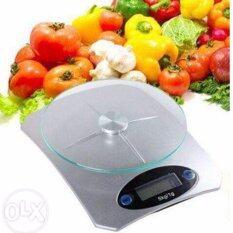 ราคา เครื่องชั่งวัตถุดิบ เครื่องชั่งน้ำหนักอาหาร Digital Kitchen Scales 1G 5 Kg ราคาถูกที่สุด