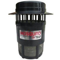 ซื้อ เครื่องดักยุง Mosquito Trap ไฟ 2 ดวง และพัดลมดูด กำลังไฟรวม 20W 220V ใน Thailand