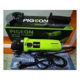 ราคา เครื่องเจียร์ไฟฟ้า Pigeon รุ่น G9 100B สีเขียว