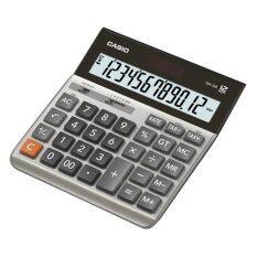 ราคา เครื่องคิดเลขหน้ากว้าง 12หลัก Casio Dh 120 Casio