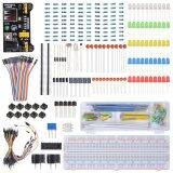 ขาย Electronics Components Learning Kit With Resistors Switch Led For Arduino ออนไลน์ กรุงเทพมหานคร