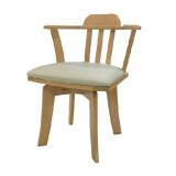 ราคา Elega Furniture เก้าอี้ รุ่น บันไซ สีน้ำตาลอ่อน เป็นต้นฉบับ