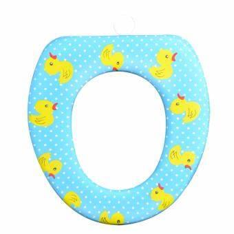 Elegance ฝารองนั่งสำหรับเด็ก baby soft รุ่น EG3038-D (Duck)  **ส่งฟรี มีบริการเก็บเงินปลายทาง**-