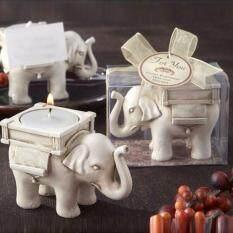Eephant Cande Hoder Gu Rein Brida งานแต่งงานจอบตกแต่ง Cande ของขวัญ.