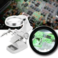 ขาย ซื้อ Tml แว่นขยายแบบตั้งโต๊ะ กำลังขยาย 3 เท่า พร้อมเลนส์เสริม 4 5 เท่าในตัว Magnifier Stand Holder กรุงเทพมหานคร