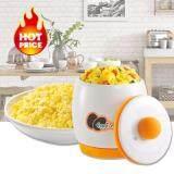 ซื้อ Elit Scrambled Egg ถ้วยเซรามิกทำไข่คน ไข่ตุ๋น ถ้วยไมโครเวฟ Egg Tastic รุ่น Ets204 45Ai สีขาว