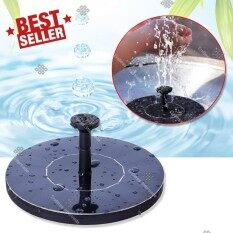 ขาย Elit น้ำพุกลางแจ้ง น้ำพุพลังงานแสงอาทิตย์ น้ำพุลอยน้ำได้ น้ำพุสำหรับน้ำตก Fountain Floating Solar รุ่น Jt 160F1 เป็นต้นฉบับ