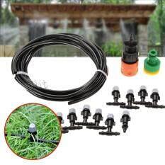 ราคา Omg หัวพ่นหมอกแรงดันต่ำ หัวพ่นหมอก หัวพ่นหมอกไอน้ำ ฟาร์มผักไฮโดรโปนิกส์ Outdoor Greenhouse Garden Misting Cooling System Mist Nozzlesprinkler 10M 33Ft ที่สุด