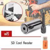 ทบทวน Elit หัวประแจครอบจักรวาล Universal Socket Wrench แถมฟรี ก้านต่อด้าม แถมฟรี Sd Card Reader