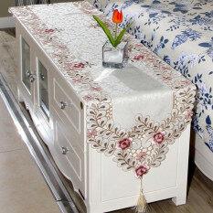 โปรโมชั่น ดอกไม้ประดับโต๊ะเสื่อผ้าปูโต๊ะผ้าปูตกแต่งบ้านงานแต่งงาน