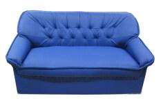 โปรโมชั่น Enzio โซฟา 3 ที่นั่ง หุ้มหนังอย่างดี สีน้ำเงิน คละแบบ รุ่น Mavic 3 ขนาดใหญ่และนุ่มสบาย สมุทรปราการ
