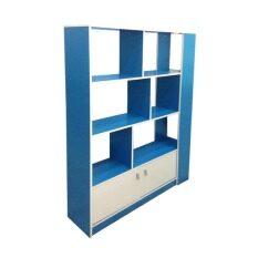 ขาย Enzio ชั้นอเนกประสงค์ ตู้กั้นห้อง รุ่น Paris Wall 120 Blue Sky White ออนไลน์