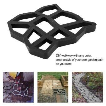 ERA Irregular Patterns Pavement Concrete Brick Garden Path Maker - intl