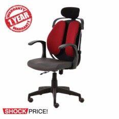 ขาย ซื้อ Ergotrend เก้าอี้เพื่อสุขภาพ เออร์โกเทรน รุ่น Dual 03Rff สีแดง กรุงเทพมหานคร