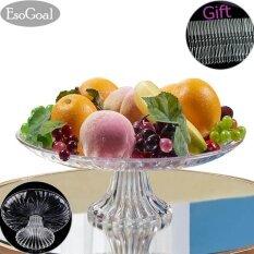 โปรโมชั่น Esogoal ผลไม้ 1 ชั้นสำหรับเค้กผลไม้ขนมหวานบุฟเฟ่ต์สำหรับงานปาร์ตี้และงานปาร์ตี้ฟรี 50 ชิ้นผลไม้ส้อม จีน
