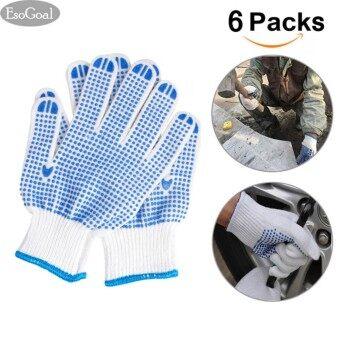 EsoGoal Safety Antiskid Glovesคู่ ถุงมือกันบาด ถุงมือsafety อุปกรณ์เซฟตี้ ถุงมือ ป้องกันการบาด