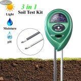 ราคา Esogoal Soil Tester Ph Moisture Meter เครื่องวัดค่า Ph ความเป็นกรด ด่างความชื้น และความสว่าง 3 In 1 Soil Ph Meter