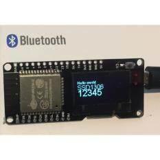 ราคา โมดูล Esp32 Oled Wifi Bluetooth Lolin ที่สุด