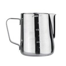 ขาย กาแฟเอสเปรสโซกาแฟนม Thermo Steaming Frothing เหยือกถ้วย Silver Unbranded Generic เป็นต้นฉบับ