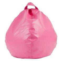 ขาย Esupersave เก้าอี้ Beanbag ทรงหยดน้ำ Ø60 ซม สีชมพู มีหูหิ้ว ถูก สมุทรปราการ