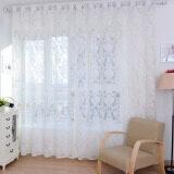 ขาย European Style Tulle Door Window Curtain Drape Panel Sheer Scarf Valances ใน ฮ่องกง