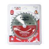 โปรโมชั่น Eurox ใบเลื่อยวงเดือนตัดไม้ ขนาด 7 นิ้ว จำนวน 24 ฟัน 7 X24T ถูก