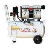 ขาย Eurox เครื่องปั๊มลมโรตารี่ รุ่น Os 25 สีขาว ถูก กรุงเทพมหานคร