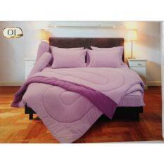 ราคา Fair Lady ผ้าปูที่นอน ผ้านวม รหัส Fl01