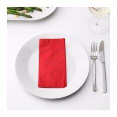 ขาย Fantastisk กระดาษเช็ดปาก สีแดง ชุดละ 50 ชิ้น ถูก