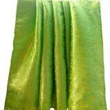 โปรโมชั่น Fd Premium ผ้าแพร ผ้าห่ม ผ้าคลุม Chinese Blanket 5 ฟุต รุ่น Cba001 ลายทอดอกไม้ สี เขียวอ่อน ถูก