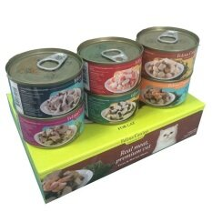Felina Canino for cat mix 6 cans