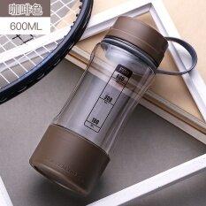 ราคา Fga 1500Ml กลางแจ้งพลาสติกแบบพกพาผู้ใหญ่ถ้วยพื้นที่ถ้วยน้ำ เป็นต้นฉบับ