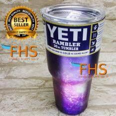 ซื้อ Fhs Yeti Rambler 30Oz Tumbler แก้วน้ำเก็บอุณหภูมิ ขนาด 30 ออนซ์ ถูก Thailand