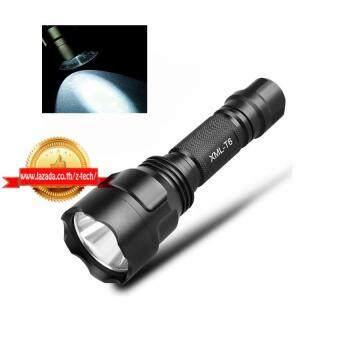 ขายถ ก ของแท 100 flashlight high power c8 led cree xml t6 ไฟฉาย