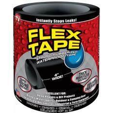 ซื้อ Flex Tape™ เทปกาวมหัศจรรย์ ขนาด 4″ X 60″ เหนียวขั้นเทพ ใช้พันท่อน้ำ อุดรอยแตก ปิดรอยรั่ว Hisomart ถูก