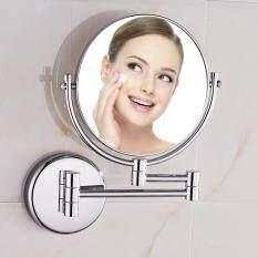 ราคา Free Shipping 8 Dual Makeup Mirror 1 1 And 1 3 Magnifier Copper Cosmetic Bathroom Double Faced Bath Mirror Yt 9102 A ใหม่ ถูก