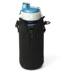 โปรโมชั่น Freebang 750Ml Travel Milk Water Bottle Insulated Cover Carrier Bag Warmer Pouch Black