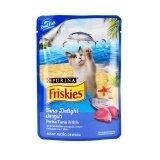 ราคา Friskies อาหารเปียกแมว สูตรปลาทูน่า 80G 12 Units Thailand