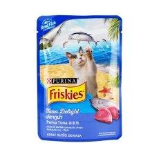ขาย Friskies อาหารเปียกแมว สูตรปลาทูน่า 80G 12 Units Thailand