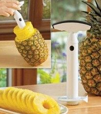 ส่วนลด Fruit Pineapple Corer Slicers Peeler Cutter Kitchen Easy Tool Pineapple Peeler Fruit Random Color Unbranded Generic ใน จีน