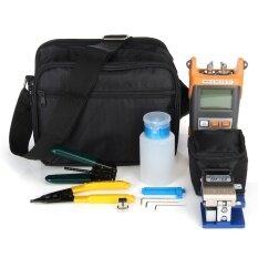 ส่วนลด Ftth Tool Kit Visible Fiber Optic Fault Locator Power Meter Tester Cleaver Plier Intl Unbranded Generic ใน แองโกลา