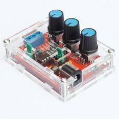 ทบทวน ที่สุด Function Signal Generator Diy Kit Sine Triangle Square Output 1Hz 1Mhz Adjustable Frequency Amplitude Intl