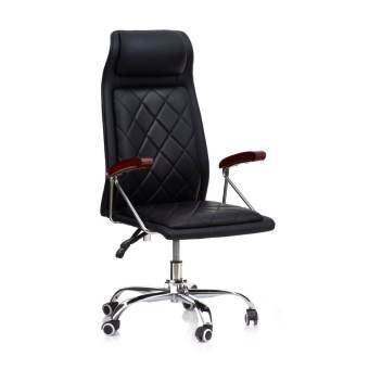 FUR-DECO เก้าอี้สำนักงาน รุ่น BLOW (สีดำ)