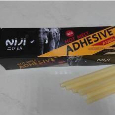 ขาย ซื้อ ออนไลน์ กาวแท่ง นิจิ G1151 สีเหลือง 34 แท่ง 12 นิ้ว