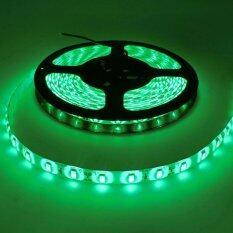 ขาย ซื้อ G2G ไฟเส้น Led 12V 300 Led Smd 2835 ยาว 5 เมตร สำหรับงานภายใน แสงไฟสีเขียว จำนวน 1 เส้น