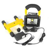 ราคา Gadget ไฟสปอร์ตไลท์ Led แบบพกพา กำลัง 10 Watt Mt 2133 Spotlight Led Floodlight Usb Rechargeable ออนไลน์ กรุงเทพมหานคร