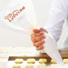 ราคา Gift Pastry Bag Cake Decoration Bag Cookie Icing Piping Bag Reusable Cotton Cloth White Intl ออนไลน์ Thailand