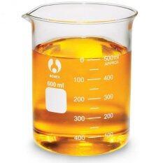 ขาย ซื้อ Glassco Beaker บีกเกอร์ Low Form With Graduation And Spout Din 12331 Iso 3819 Size 50Ml Thailand